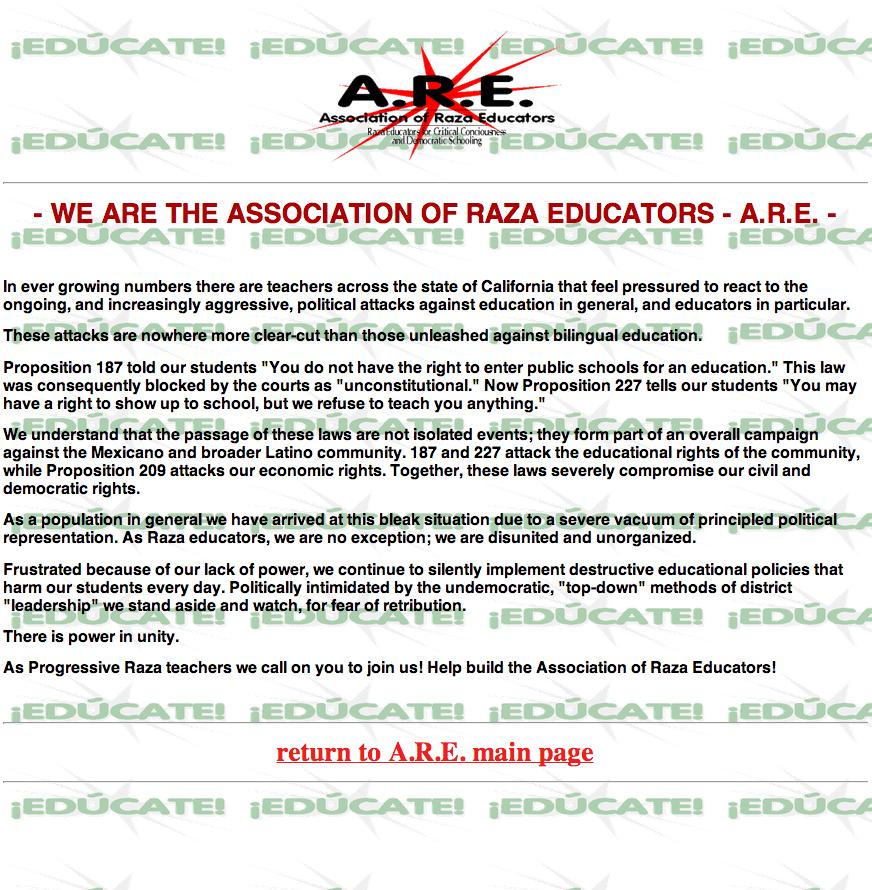 AREwebpage