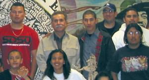2003 Escuelita Aztlán Session.