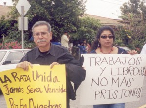 2006 Barrio Youth Marcha in San Diego, CA.
