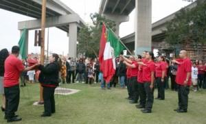 2012 - Honors for Compañero Ernesto Bustillos, Chicano Park.