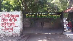 Escuela Normal Rural de Ayotzinapa