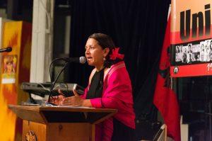 Adriana Jasso, Comité Central de UdB