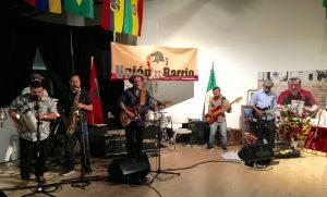 Grupo musical MAIZ.