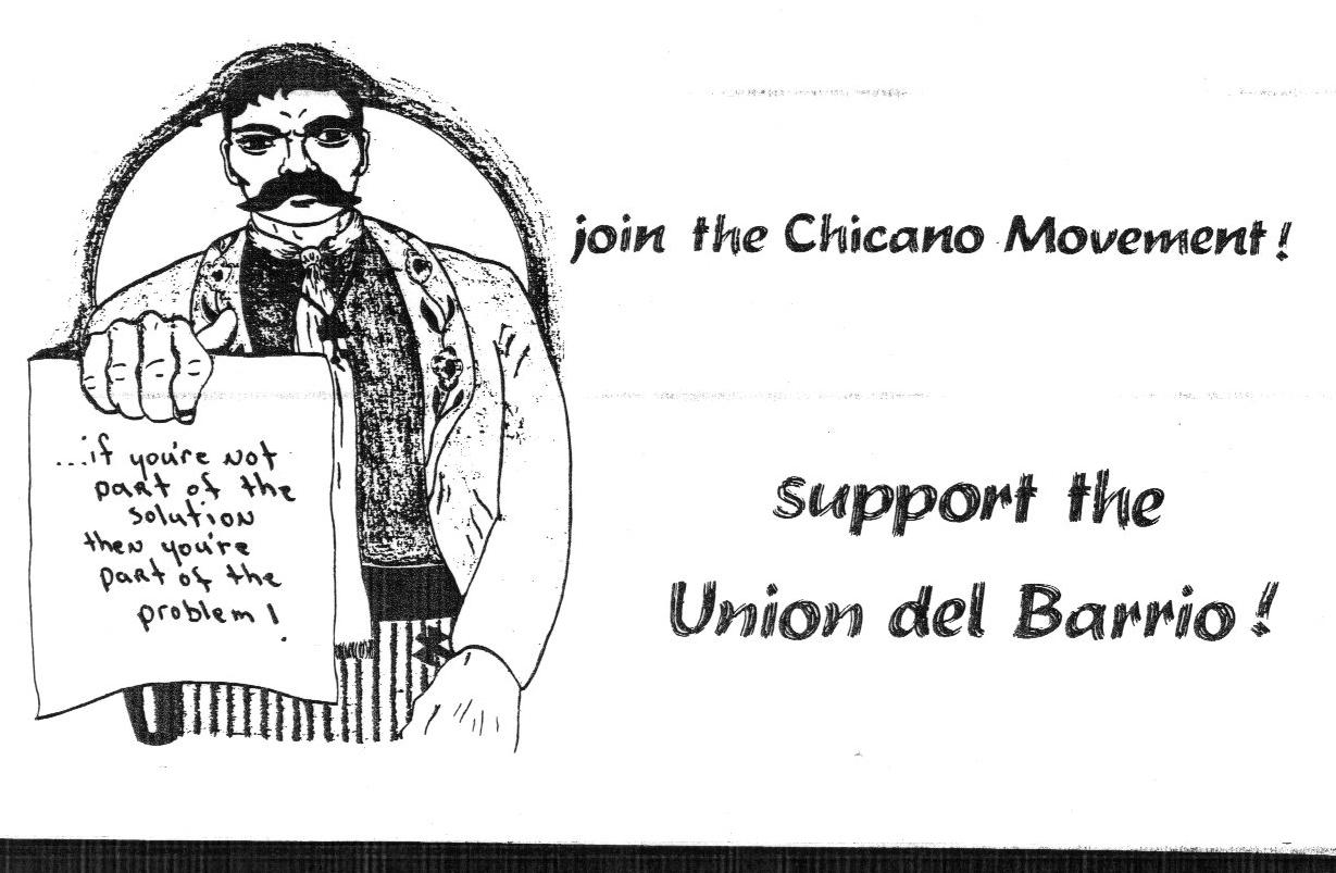 UdB History – 1981 to 1983 | Unión del Barrio