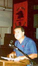 1996 Compa Neto Delivers Speech at the 15th Anniversary of Unión del Barrio.